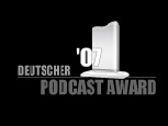 Podcast-Award 2007 Logo