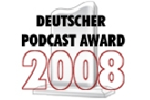 Podcast Award Logo 2008